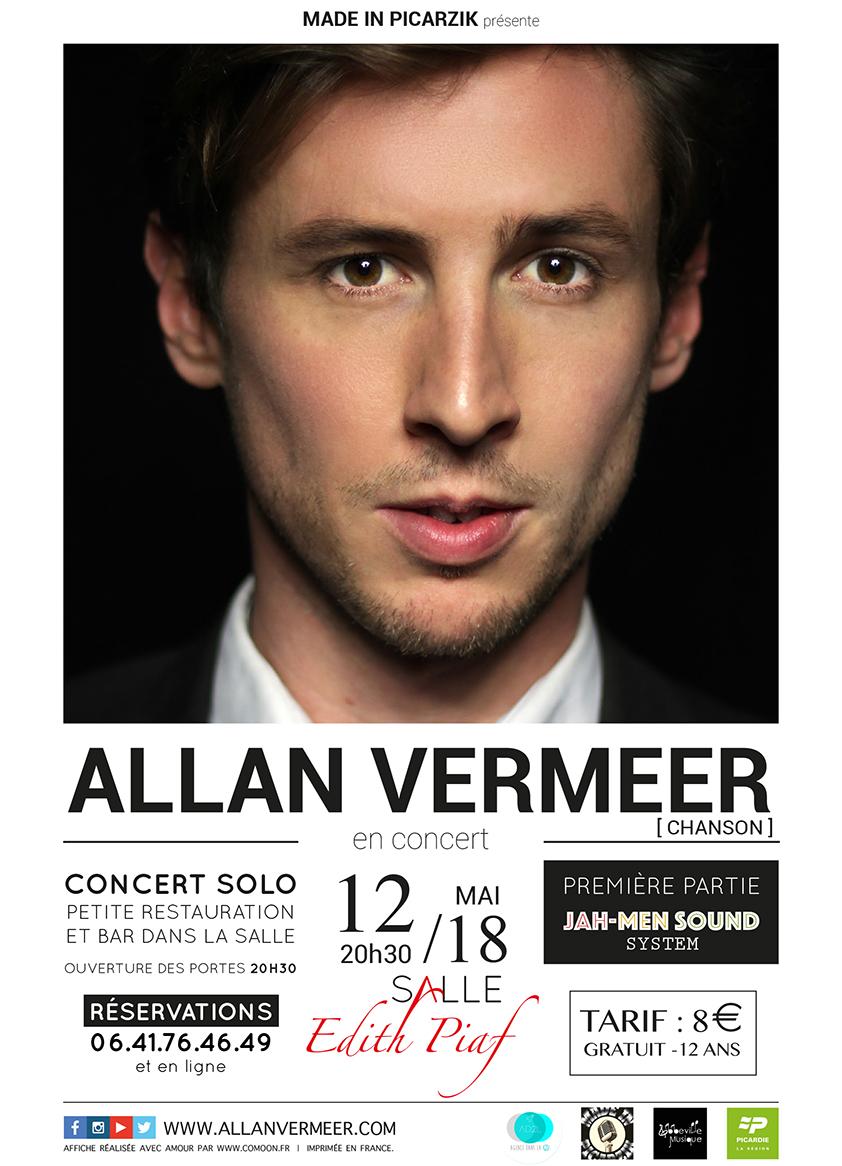 Allan Vermeer - Vents contraires 2018