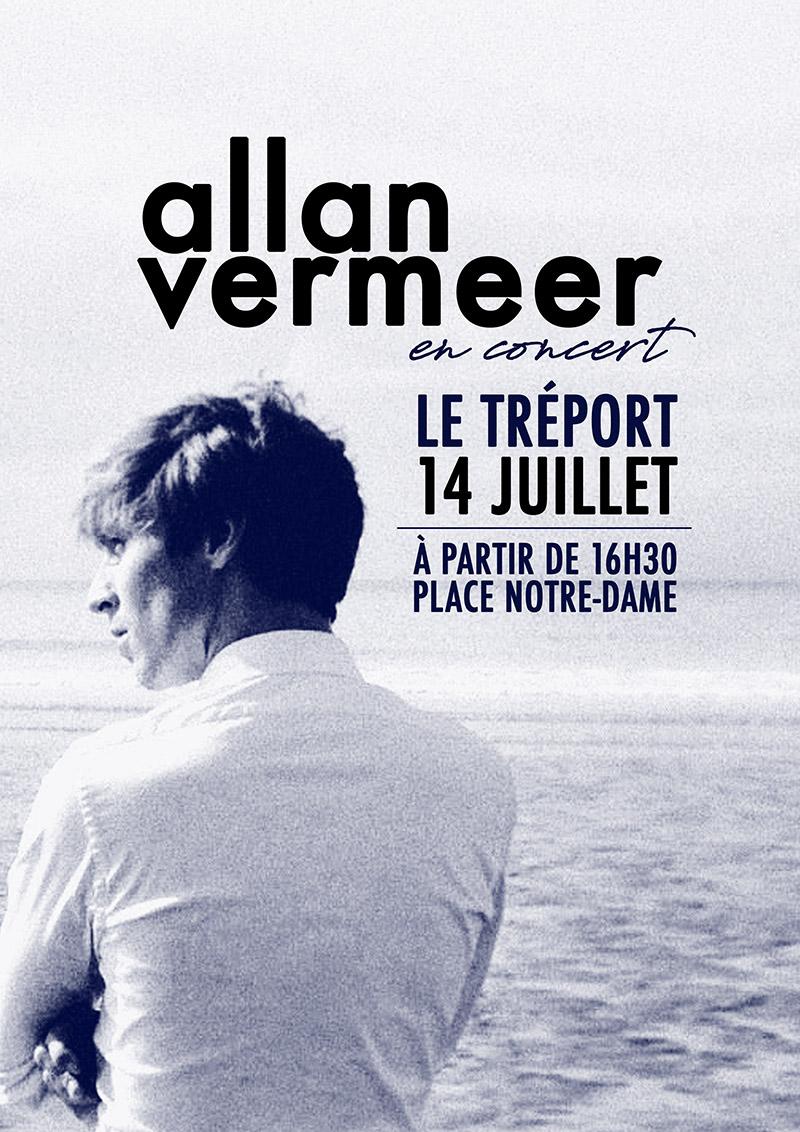 Allan Vermeer en concert