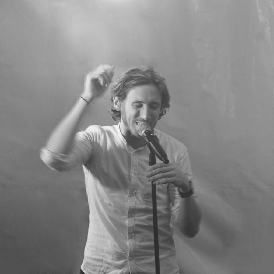 Allan Vermeer en concert variétés au Tréport