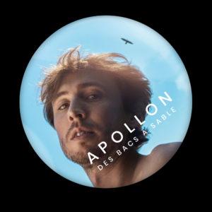 Badge Apollon des bacs à sable